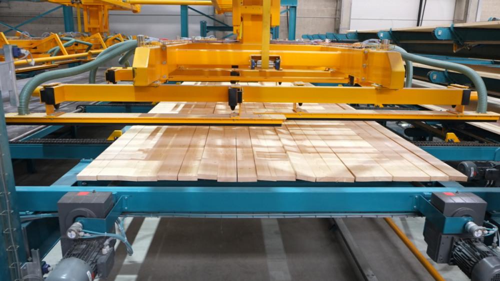 Clt Production Line Ledinek