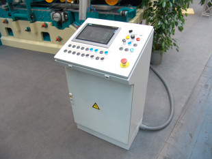 Bedienerpanel HMI Siemens touch panel