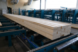 Automatic stacker for KVH
