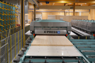 15. Second X-PRESS 16 m x 3,5 m x 0,36 m