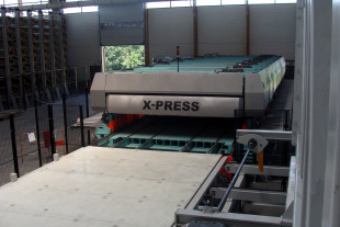 17.	X-PRESS 16 - cross laminated timber press with up to 0,8 N/mm² pressure