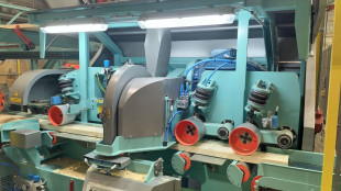 12. X-CUT S200 cross-cut saw for cross layer laminations