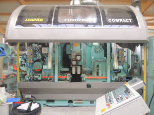EUROZINK Compact fingerjointing machine