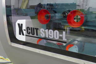 X-CUT defect saw