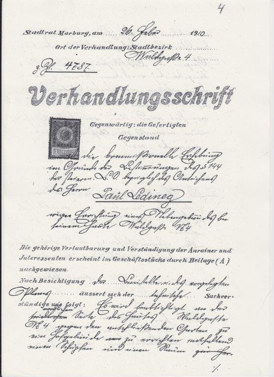 Sales contract, Source: Regional archives Maribor